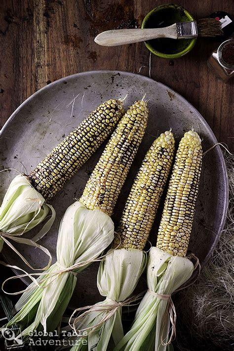 America S Test Kitchen Corn On The Cob by Mexican Corn On The Cob Spiced Elote Global Table