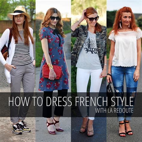 french women style over 40 how to dress in french style one year as a la redoute