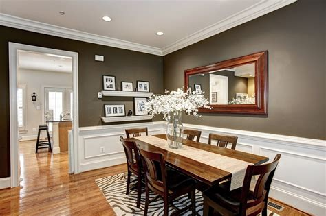 Dining Room Molding Designs 30 Traditional Dining Design Ideas 183 Dwelling Decor