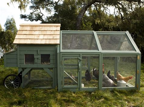 Chicken Coop Designs For Backyard Chickens Hgtv Backyard Chicken Coops Designs