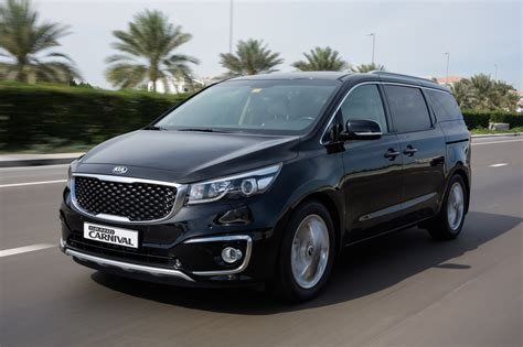 All New Kia Carnival Kia Previews All New Grand Carnival And Updated Sorento