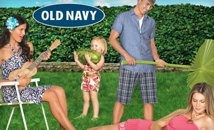 old navy coupons groupon hot old navy groupon still available the coupon challenge