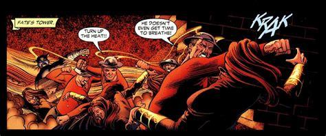 T Shirt Kaos Supehero Topgear The Flash 2 cw s flash season 2 reveal take a gander at garrick