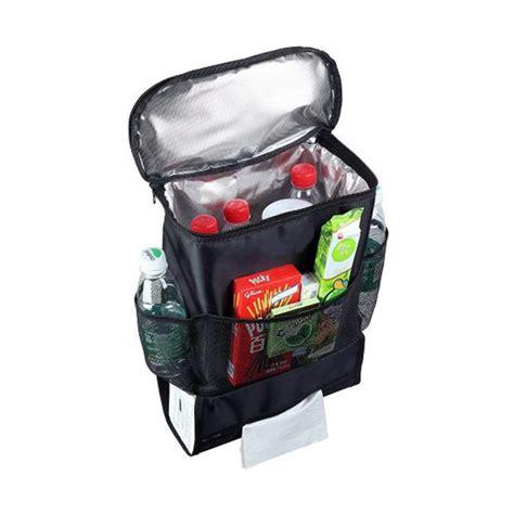 Car Seat Cooler Bag Organizer Panas Dan Dingin Tas Jok Mobil jual lukiacc car seat organizer rak gantungan jok mobil