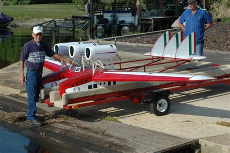 giant rc boat rc flying boat monster scale model airplane news