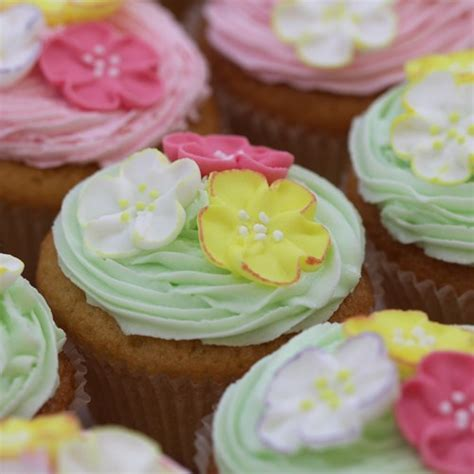 Spring Blossom   The Little Cupcake Company