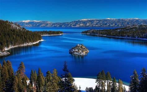 Lake Tahoe Wall