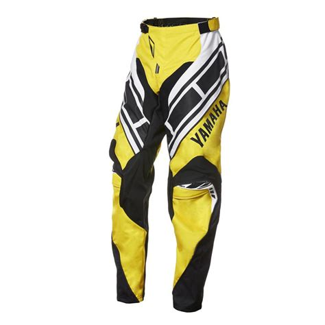 yamaha motocross gear 60th anniversary mx riding trousers apparel a15 gp107