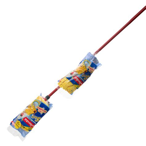 bm vileda mop refill yellow  bm
