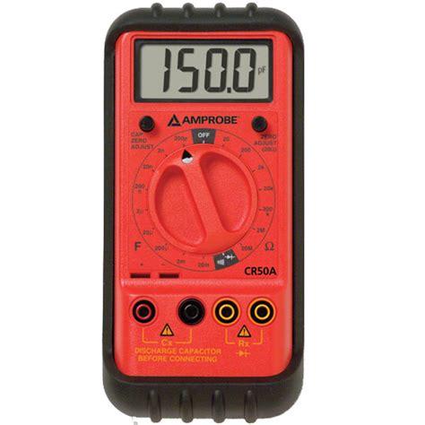 Multimeter Constant 50 alat ukur kapasitor dan resistor meter digital