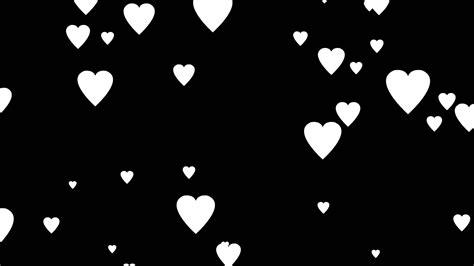 black  white hearts background wallpapertag