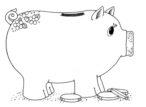 { Mormon Share } Piggy Bank 2
