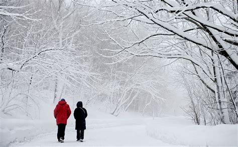 imagenes de temporada invierno toronto y gran parte del pa 237 s se deben preparar para un