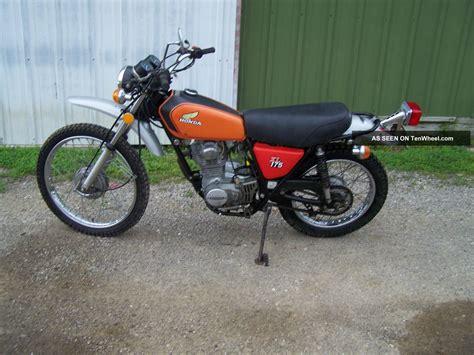 Honda Xl175 by 1975 Honda Xl175