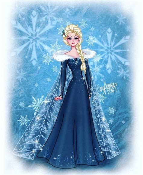 elsa s fabulous new dress from the new frozen elsa elsa shorts and princess