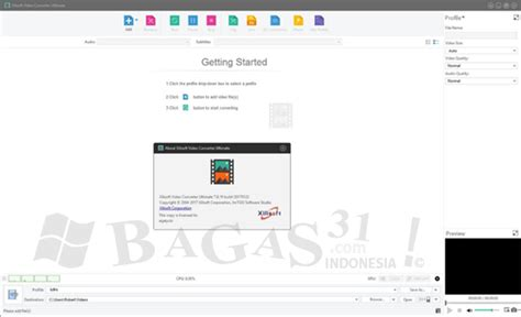 bagas31 xilisoft xilisoft video converter ultimate 7 8 21 full version