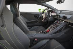 Interior Of A Lamborghini 2016 Lamborghini Hurac 225 N Lp 580 2 Drive Review