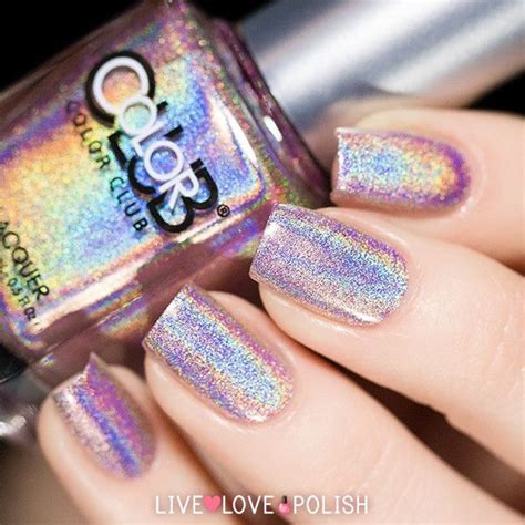 color club cloud nine color club cloud nine nail halo hues collection