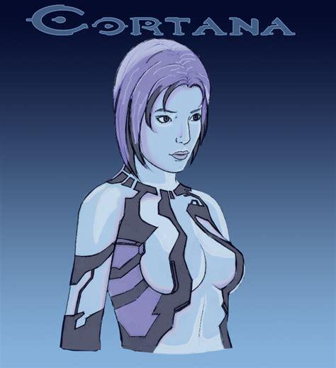 cortana what colour hair do you have cortana what color do you cortana with color by zakanuva