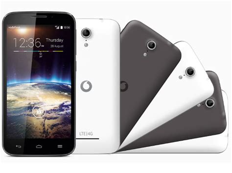 vodafone smart 4 power launched with 4g lte support at a cheaper price gizbot