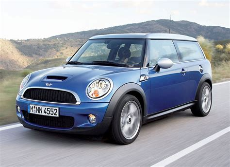 mini clubman  cartype