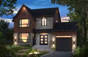 Cottage Plans With Garage Les Bonnes Nouvelles Bonneville