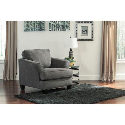 metal living room furniture 4120120 ashley furniture gayler steel living room chair