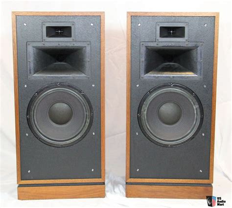 nice speakers klipsch forte ii speakers nice vintage speakers photo