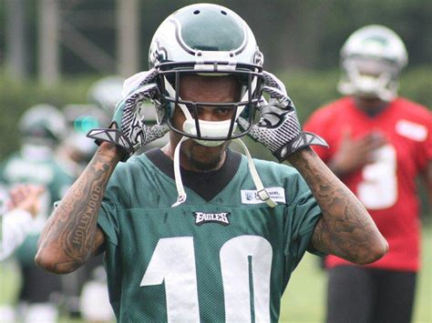 desean jackson bench press bears punter pat o donnell put up 23 bench press reps with