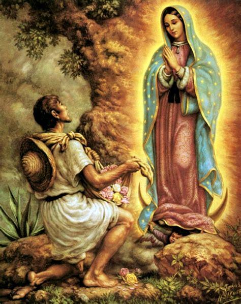 imagenes de la virgen de guadalupe y juan diego nuestra parroquia d 237 a 9 un deseo expreso de mar 237 a