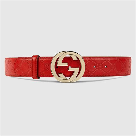 Jual Belt Gucci Guccisima Belt G Buckle With Web Mirror Quality 10 guccissima belt with interlocking g gucci s casual