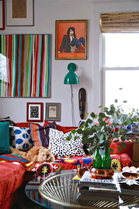 maximalist style outside of chicago design sponge