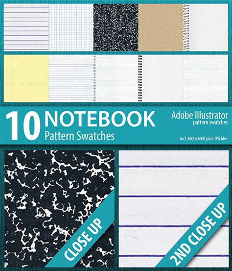 notepad pattern ai free glitter swatches for illustrator 187 dondrup com
