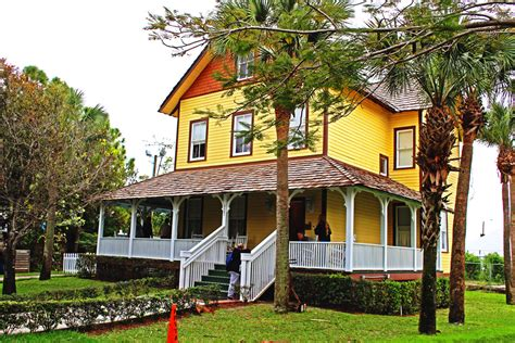 Yesteryear Village Historic Fascinating Wpb Magazine Riddle House West Palm