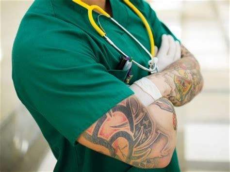 can nurses have tattoos can nurses tattoos or piercings nursebuff