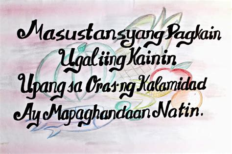 themes meaning in tagalog essay about nutrition month theme 2013 tagalog