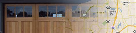 Garage Door Repair Federal Way Federal Way Garage Doors Garage Door Repair In Federal Way Wa Andersons Door