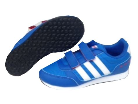 adidas velcro adidas kids switch vs comfort velcro trainers blue white