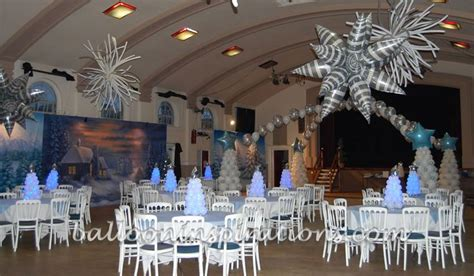 party themes adults winter balloon christmas party decorations winter wonderland
