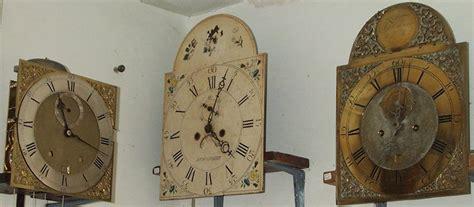 fleming  clocks gloucestershire uk  workshop