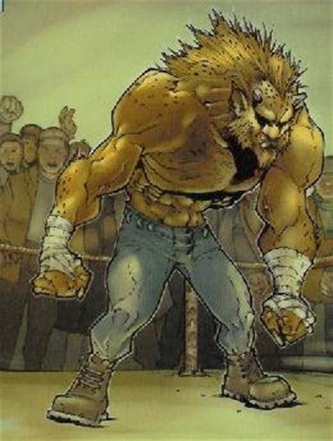 monster armadillo foe professional fighter