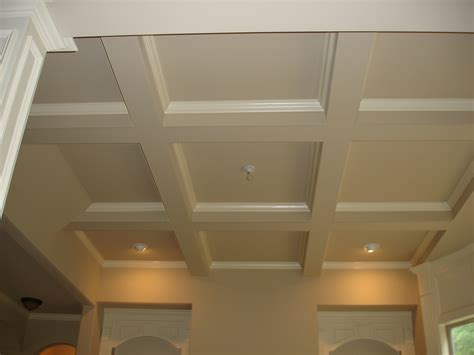 Ceiling Options Coffered Ceiling Painting 171 Ceiling Systems