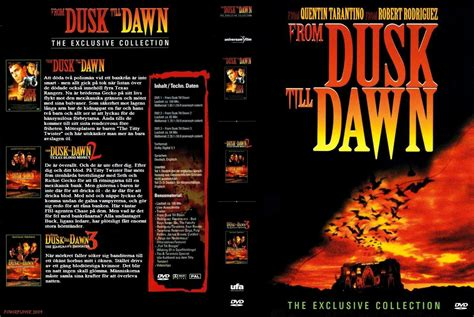 dusk till template from dusk till dvd cover
