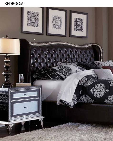 seymour bedroom furniture seymour michael amini furniture seymour