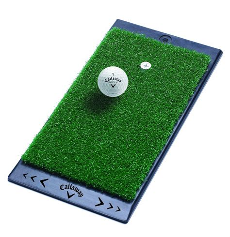 Golf Mat by Eyeline Golf Putting Alignment Mirror Putting Sword Packages