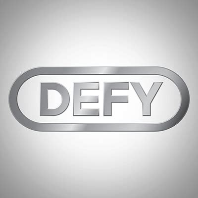 The Will To Defy defy appliances