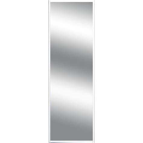 Bunnings Wardrobe Doors by Bedford 593 X 1875 X 35mm Wardrobe Door Mirror Bunnings