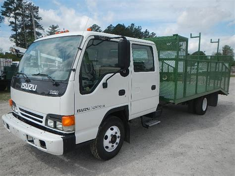 2005 isuzu npr 4 door crew cab used busbee s trucks and