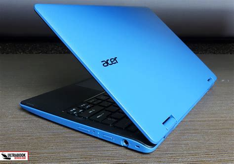 light blue hp laptop acer aspire r 11 r3 131t review braswell on a 249 2