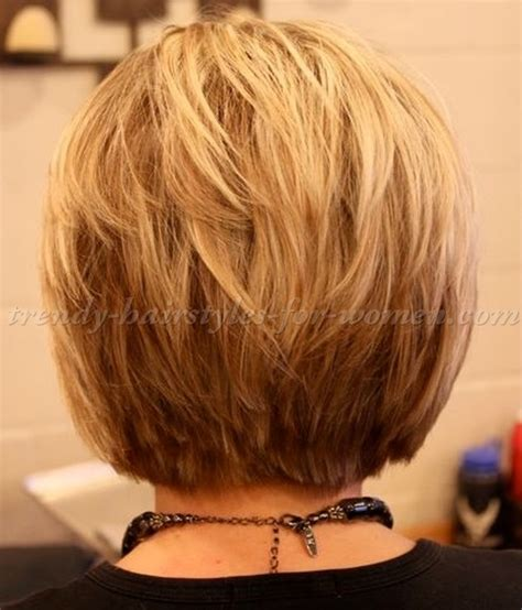 layered bob women over 50 short hairstyles over 50 layered bob hairstyle trendy